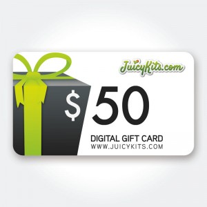 Juicykits.com Gift Card for $50