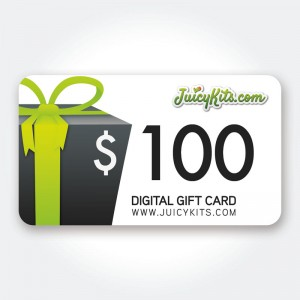 Juicykits.com Gift Card for $100