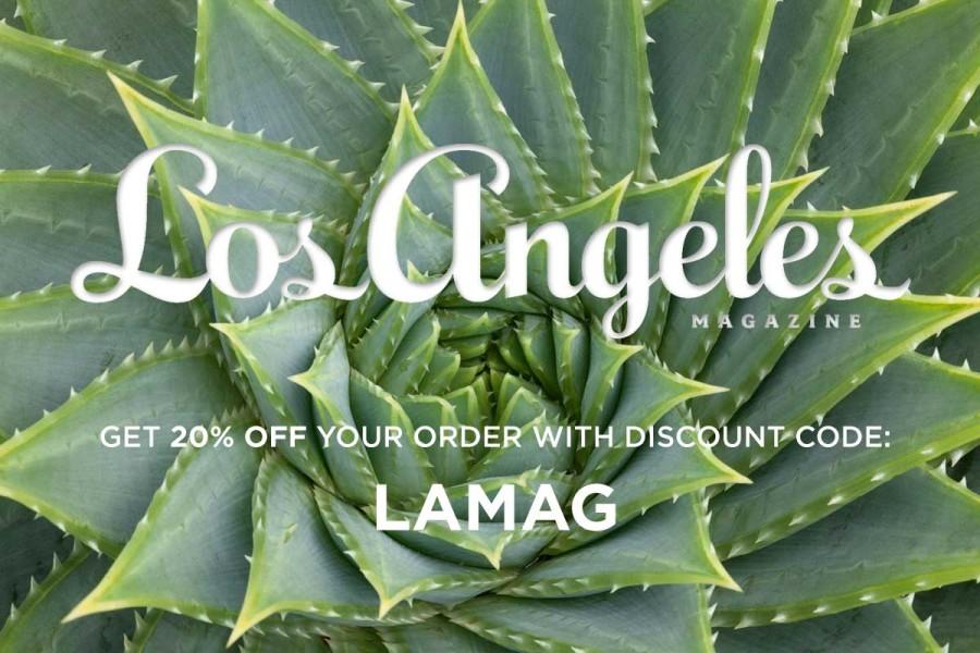 Los Angeles Magazine Discount Code for Juicykits.com